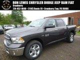 2017 Maximum Steel Metallic Ram 1500 Big Horn Crew Cab 4x4 #120201438
