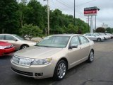 2008 Dune Pearl Metallic Lincoln MKZ Sedan #11980470