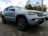 2017 Billet Silver Metallic Jeep Grand Cherokee Limited 4x4 #120201395