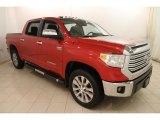 2015 Barcelona Red Metallic Toyota Tundra Limited CrewMax 4x4 #120217808