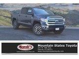 2017 Magnetic Gray Metallic Toyota Tundra SR5 CrewMax 4x4 #120217584