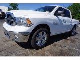 2017 Bright White Ram 1500 Big Horn Crew Cab #120240666