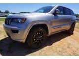 2017 Billet Silver Metallic Jeep Grand Cherokee Laredo #120240621
