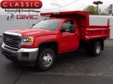 2017 GMC Sierra 3500HD Regular Cab Dump Truck