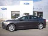 2017 Magnetic Ford Fusion S #120240891