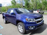 2017 Chevrolet Colorado LT Extended Cab 4x4 Data, Info and Specs