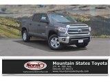 2017 Magnetic Gray Metallic Toyota Tundra SR5 CrewMax 4x4 #120240506