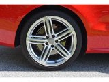 Audi S5 2012 Wheels and Tires