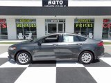 2017 Magnetic Ford Fusion S #120264414