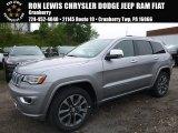 2017 Billet Silver Metallic Jeep Grand Cherokee Overland 4x4 #120264285