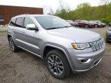 2017 Jeep Grand Cherokee Billet Silver Metallic