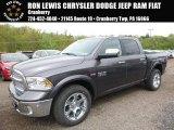 2017 Granite Crystal Metallic Ram 1500 Laramie Crew Cab 4x4 #120264280