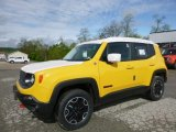 2017 Solar Yellow Jeep Renegade Trailhawk 4x4 #120285797