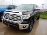 2017 Midnight Black Metallic Toyota Tundra Limited CrewMax 4x4 #120285851