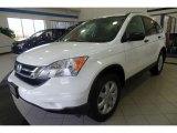 2011 Taffeta White Honda CR-V SE 4WD #120306664