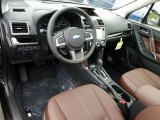 Subaru Forester Interiors