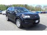 2017 Shadow Black Ford Explorer 4WD #120317721