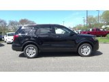 Shadow Black Ford Explorer in 2017