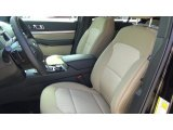 2017 Ford Explorer 4WD Front Seat