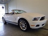 2011 Performance White Ford Mustang V6 Premium Convertible #120324459