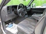 2005 GMC Sierra 2500HD Interiors