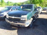 2003 Chevrolet Silverado 1500 LT Extended Cab 4x4 Data, Info and Specs