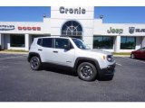 2017 Glacier Metallic Jeep Renegade Sport #120324550