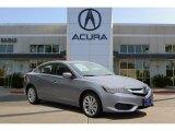 2017 Lunar Silver Metallic Acura ILX  #120324356