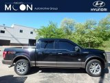 2016 Shadow Black Ford F150 King Ranch SuperCrew 4x4 #120324538