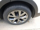 Hyundai Santa Fe Sport Wheels and Tires