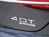 Audi A8 Badges and Logos