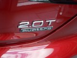Audi A5 Badges and Logos