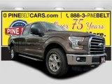 2015 Caribou Metallic Ford F150 XLT SuperCab 4x4 #120324374