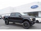 2017 Shadow Black Ford F150 XLT SuperCrew 4x4 #120350477