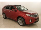 2014 Remington Red Kia Sorento SX V6 AWD #120350631