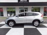 2012 Alabaster Silver Metallic Honda CR-V EX #120350547