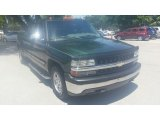 2002 Forest Green Metallic Chevrolet Silverado 1500 LT Extended Cab #120350545