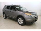 2014 Sterling Gray Ford Explorer XLT 4WD #120350654
