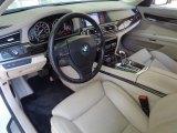 2009 BMW 7 Series Interiors
