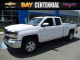 2017 Summit White Chevrolet Silverado 1500 LT Double Cab 4x4 #120377398