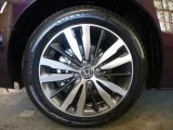 Honda Fit Wheels and Tires