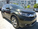 2017 Dark Olive Metallic Honda CR-V EX-L AWD #120377387