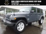 2017 Rhino Jeep Wrangler Unlimited Sport 4x4 #120399416
