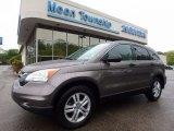 2011 Urban Titanium Metallic Honda CR-V EX 4WD #120399334