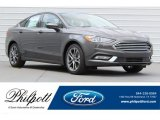 2017 Magnetic Ford Fusion SE #120399355