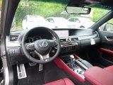 2017 Lexus GS Interiors