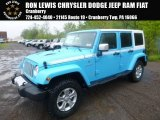 2017 Chief Blue Jeep Wrangler Unlimited Chief Edition 4x4 #120399257