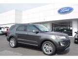 2017 Magnetic Ford Explorer Limited 4WD #120399301