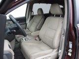 2015 Honda Odyssey Interiors
