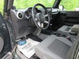 Jeep Wrangler Unlimited Interiors